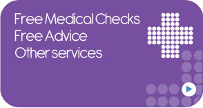 Free Medical Checks Free Advice Other services